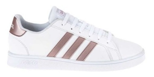 Tenis Casuales adidas Grand Court K F010