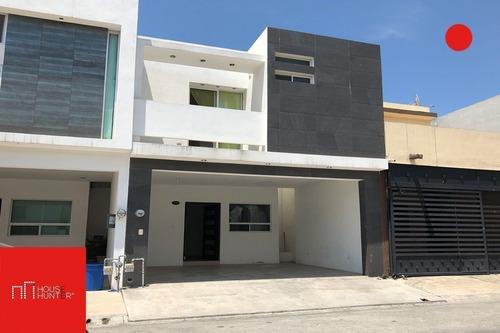 Casa En Nexxus Residencial Sector Platino, General Escobedo