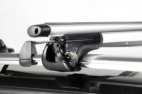 Barra De Techo Mercedes Gla  Transversales Aluminio Hapro