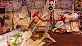 Kit Forky Toy Story 4 X 50 Unidades