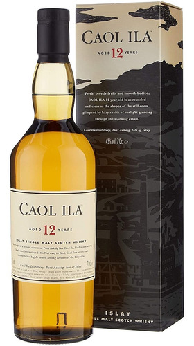 Whisky Caol Ila 12 Años