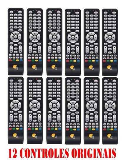 12 Controle Remoto Oi Tv Hd Ses6 Original