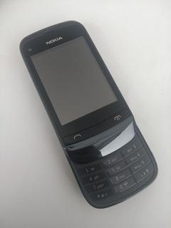 Nokia C2-02-semi-novo-desbloqueado-c/garantia