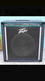 Amplificador Peavey Tnt 160 Americano