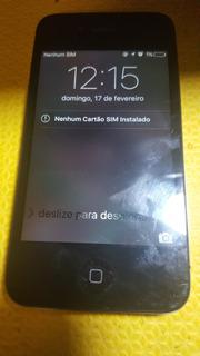 Iphones 4 E 4s Inativos E Sem Restrições