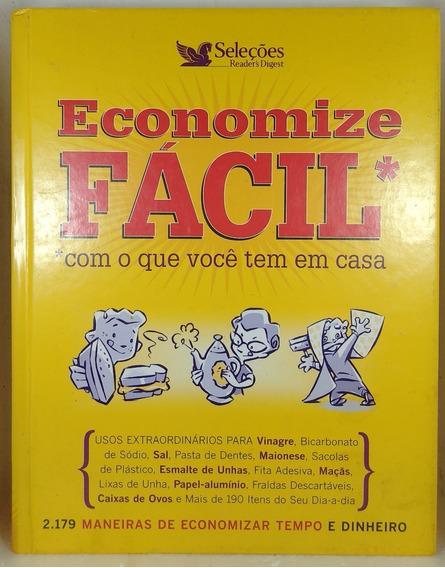 Livro Economize Fácil Com O Que Você Tem Em Casa Seleções