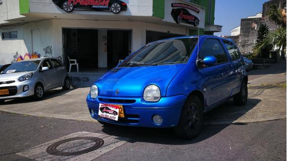 Renault Twingo Blue Dynamique 2007