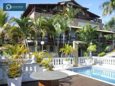 Chácara Com 4 Dormitórios À Venda, 2820 M² Por R$ 1.200.000,00 - Condomínio Porta Do Sol - Mairinque/sp - Ch0003