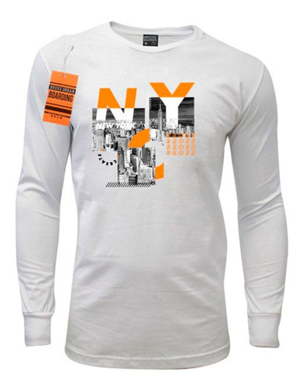 Remera Bross London & Outfit Co. New York