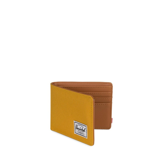 Billetera Herschel Supply Hank Rfid Arrowwood/tan Synthetic