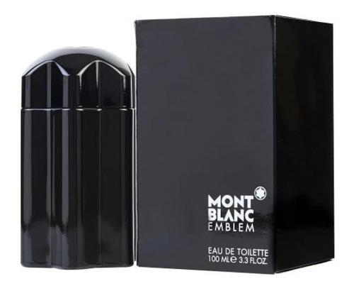 Montblanc Emblem 100 Ml Original - mL a $1900