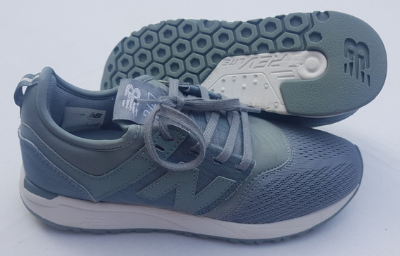 Zapatillas New Balance Dama Wrl247sq T 36,5 Ar Todosale