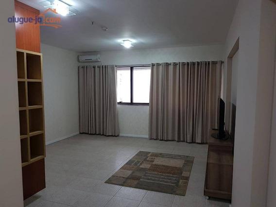 Apartamento Com 1 Dormitório Para Alugar, 43 M² Por R$ 1.600/mês - Jardim Aquarius - São José Dos Campos/sp - Ap9895