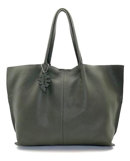Cartera De Cuero Grande 3 Piezas Welcome Bags & Shoes