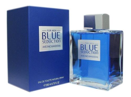 Perfume Blue Seduction De Antonio Bande - mL a $550