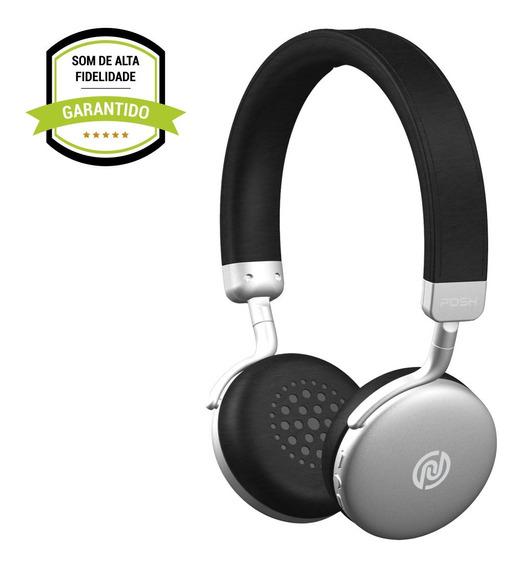 Headphone Fone De Ouvido Bluetooth Celular Posh Prestige Sv