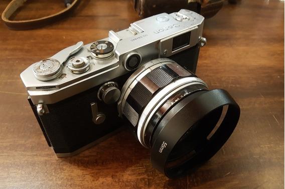 Canon Vl 1 50mm 1.2 Ltm