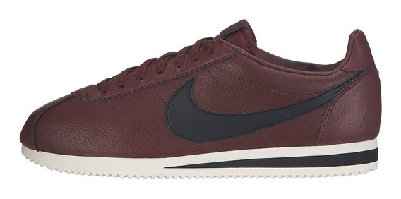 Tenis Nike Classic Cortez Leather # 5 Y 6.5 Mx Originales