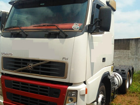 Caminhão Volvo Fh12 440 6x2 S/ Ar Cond Bom Estado Ano 2009/9