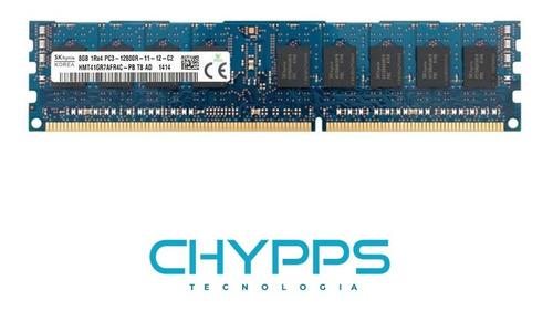 Imagem 1 de 1 de Memória P/ Servidor Hynix 8gb Pc3 12800r - Hmt41gr7afr4c-pb