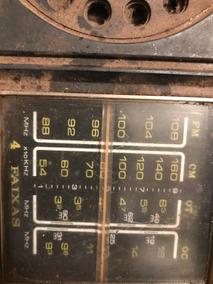 Radio Motorradio Decorativo Não Funciona