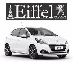 Peugeot 208 Feline Pack Cuir 1.6 0 Km 2017 Linea Nueva