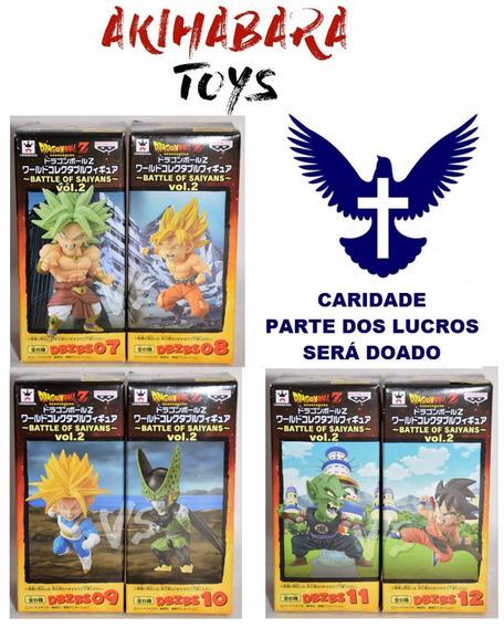 Dragon Ball World Collectable Fig. Battle Of Saiyans Vol. 2