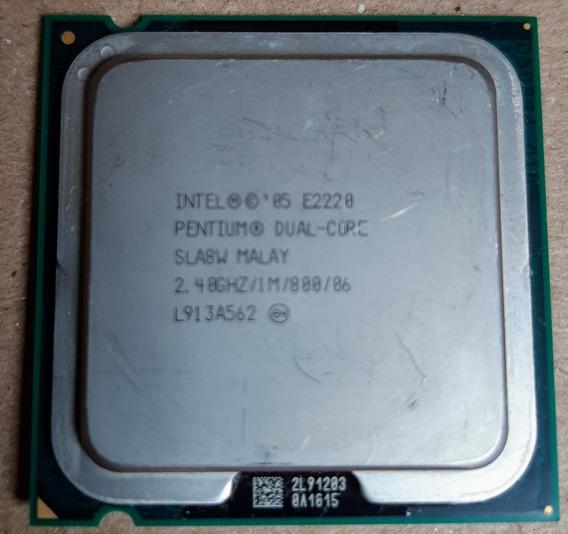Processador Pentium Dual-core E2220