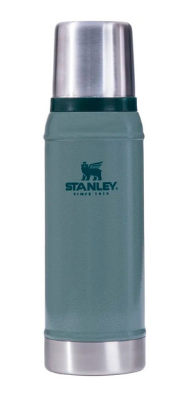 Termo Acero Inoxidable Stanley 0,75 Lts Clasico Small