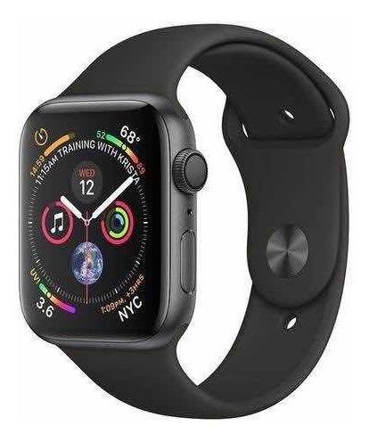Relógio Apple Watch Série 4 44mm Preto