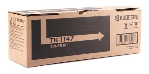 Imagen 1 de 2 de Toner Kyocera Tk-1147 Original Para Fs-1035 / 1135 / 2035 /