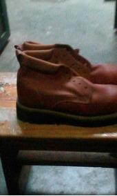 Zapatos De Seguridad Punta De Hierro No. 39