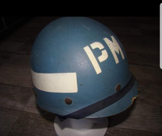 Casco De Fibra Pm