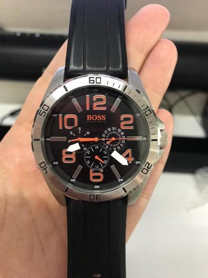 Relógio Hugo Boss Preto Mpn 1512945