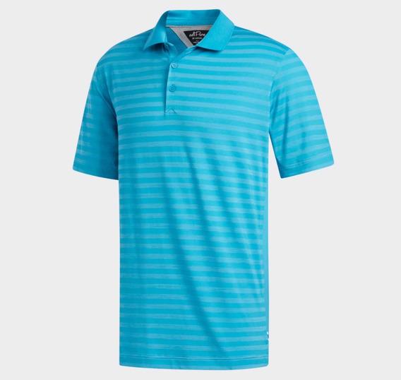 Playera Polo adidas Adipure 100% Original Hombre (talla L) V