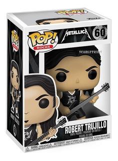 Funko Pop Metallica Original Pop Rocks Musica Scarlet Kids