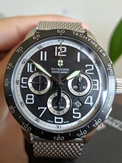 Relógio Victorinox Airboss Novo Automático Suíço 241447