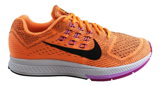 Tênis Nike Air Zoom Structure 18 - Corrida-running-caminhada