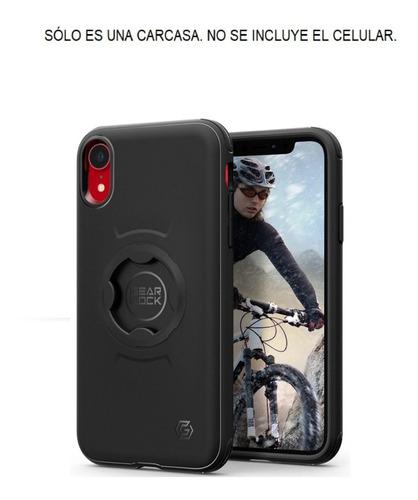 Apple iPhone XR Spigen Gearlock Bike Mount Carcasa Case