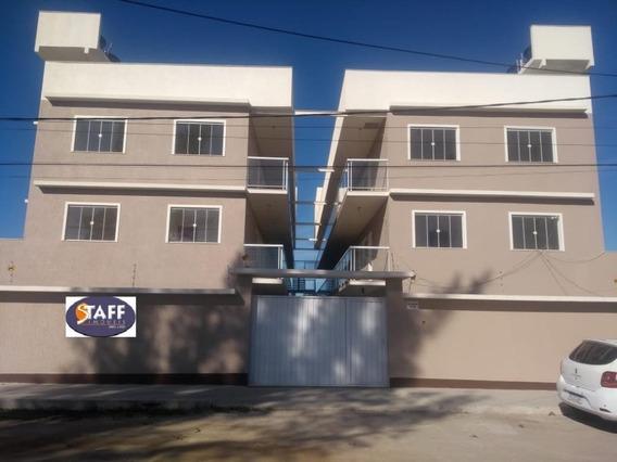 Apartamento À Venda Por R$ 179.500 - Barra De São João - Centro - Casimiro De Abreu/rj - Ap0648