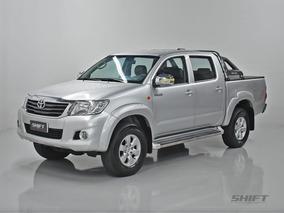 Toyota Hilux 2.7 Cd Sr 4x2 Flex 2013