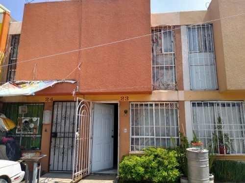 Excelente Casa En Venta Los Héroes Ecatepec