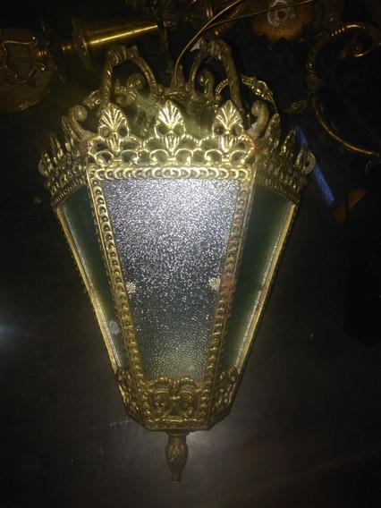 Luminaria De Teto Antiga