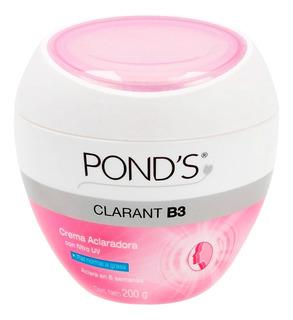 Crema Facial Ponds Clarant B3 Piel Normal A Grasa 200 Gr