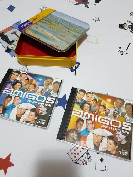 Coletânea Cds Amigos Pra Valer