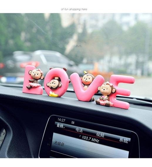 Carro Casa Escritório Bonitinho Monkeys Ao Vivo Decoração Pa