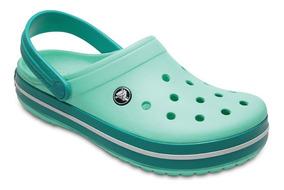 Crocs Crocband New Mint/tropical Teal