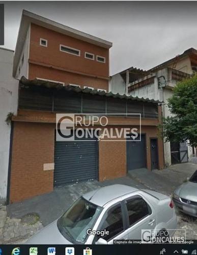 Imagem 1 de 10 de Sala Comercial Para Locação No Bairro Vila Bertioga,  20 Vagas, 800 Metros De Área Útil. - Código: 4271