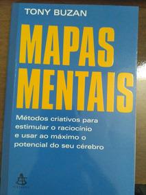 Livro Mapas Mentais - Tony Buzan
