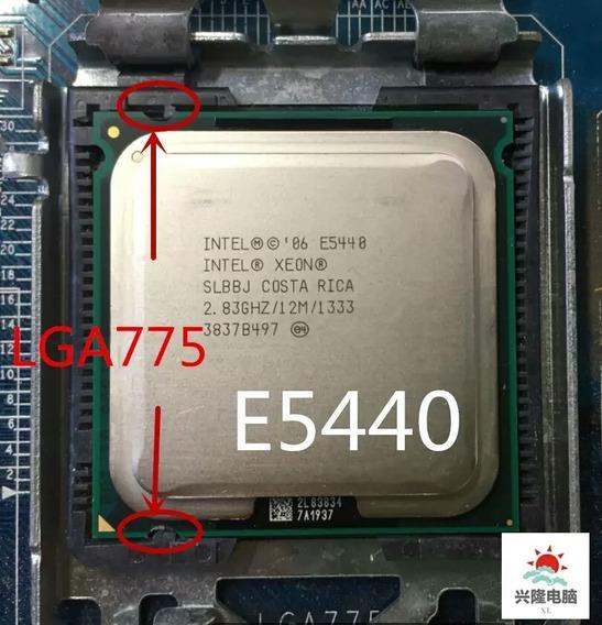 Xeon E5440 Quadcore 775
